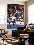 Orlando Magic v Los Angeles Clippers: Marcin Gortat and Baron Davis Prints by Noah Graham