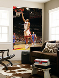 Detroit Pistons v Miami Heat: Juwan Howard Print by Issac Baldizon