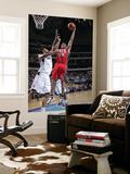 New Jersey Nets v Dallas Mavericks: Kris Humphries and Tyson Chandler Prints by Glenn James