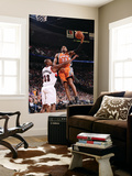 Phoenix Suns v Portland Trail Blazers: Dante Cunningham and Grant Hill Prints by Sam Forencich