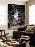 Miami Heat v Dallas Mavericks: Jose Juan Barea and Mario Chalmers Poster by Glenn James