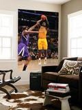 Sacramento Kings v Los Angeles Lakers: Derrick Caracter Prints by Noah Graham