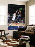 Memphis Grizzlies v Atlanta Hawks: Rudy Gay and Al Horford Prints by Scott Cunningham
