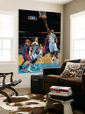 Detroit Pistons v New Orleans Hornets: Willie Green Prints by  Chris