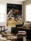 Milwaukee Bucks v Cleveland Cavaliers: John Salmons and Anthony Parker Art by David Liam Kyle