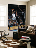San Antonio Spurs v New Orleans Hornets: Willie Green, Gary Neal and Antonio McDyess Prints by Layne Murdoch