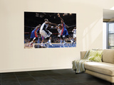 Detroit Pistons v Orlando Magic: Mickael Pietrus Art by Fernando Medina