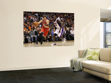 Chicago Bulls v Phoenix Suns: Kyle Korver and Jason Richardson Prints by Christian Petersen