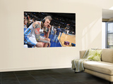 Milwaukee Bucks v Denver Nuggets: Chris Andersen Poster by Garrett Ellwood