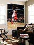 Philadelphia 76ers v Toronto Raptors: Louis Williams and Amir Johnson Posters by Ron Turenne