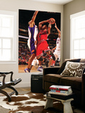 Chicago Bulls v Phoenix Suns: Derrick Rose Prints by Barry Gossage