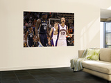 Memphis Grizzlies v Phoenix Suns: Steve Nash and Hedo Turkoglu Posters by  Christian