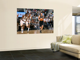 San Antonio Spurs v Utah Jazz: Paul Millsap and Manu Ginobili Prints by Melissa Majchrzak