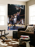Washington Wizards v Atlanta Hawks: Zaza Pachulia Prints by Scott Cunningham