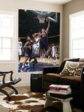 Washington Wizards v Atlanta Hawks: Zaza Pachulia Prints by Scott Cunningham