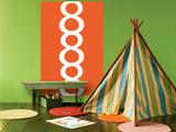 Orange 8 Affiche par  Avalisa