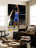 New York Knicks v Golden State Warriors: Amare Stoudamire and Vladimir Radmanovic Posters by Rocky Widner