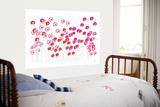 Pink Wild Flowers Posters par  Avalisa