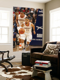 Denver Nuggets v Charlotte Bobcats: D.J. Augustin Prints by Kent Smith