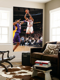Los Angeles Lakers v Chicago Bulls: Derrick Rose and Kobe Bryant Prints by Andrew Bernstein