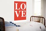 Red Love Affiches par  Avalisa