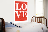 Red Love Poster by  Avalisa