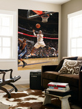 Denver Nuggets v Charlotte Bobcats: Gerald Wallace Prints by Brock Williams-Smith