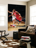 Philadelphia 76ers v Washington Wizards: Andre Iguodala and Kirk Hinrich Prints by Ned Dishman