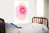 Pivoine rose Affiches par  Avalisa