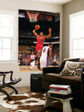 Chicago Bulls v Phoenix Suns: James Johnson and Channing Frye Prints by Barry Gossage