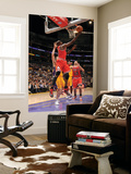 Chicago Bulls v Los Angeles Lakers: Luol Deng Prints by Andrew Bernstein