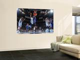 New York Knicks v Denver Nuggets: Nene Prints by Garrett Ellwood