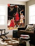 Philadelphia 76ers v Miami Heat: Elton Brand Print by Issac Baldizon