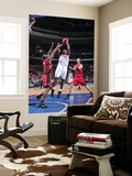 Toronto Raptors v Philadelphia 76ers: Elton Brand and Reggie Evans Prints by David Dow