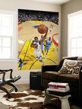 Denver Nuggets v Golden State Warriors: Reggie Williams Prints by Rocky Widner