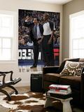Miami Heat v Dallas Mavericks: Erik Spoelstra Print by Glenn James