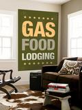 Gas, Food, Lodging Reprodukce