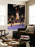 Indiana Pacers v Los Angeles Lakers: Kobe Bryant, Roy Hibbert and Danny Granger Prints by Andrew Bernstein