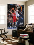 New Jersey Nets v Denver Nuggets: Shelden Williams and Kris Humphries Prints by Garrett Ellwood
