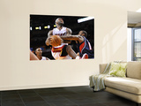 Atlanta Hawks v Miami Heat: LeBron James Posters by NBA Photos