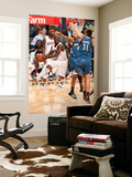 Minnesota Timberwolves v Charlotte Bobcats: Sherron Collins Prints by Kent Smith