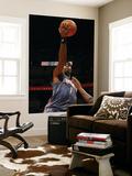 Charlotte Bobcats v Miami Heat: Stephen Jackson Art by Issac Baldizon