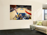 Golden State Warriors v Memphis Grizzlies: Andris Biedrins, Xavier Henry and Zach Randolph Prints by Joe Murphy