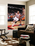 Phoenix Suns v Portland Trail Blazers: Channing Frye and Brandon Roy Prints by Sam Forencich