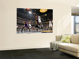 Los Angeles Lakers v Memphis Grizzlies: Kobe Bryant and Hasheem Thabeet Prints by Joe Murphy