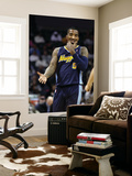 Denver Nuggets v Charlotte Bobcats: J.R. Smith Poster by  Streeter