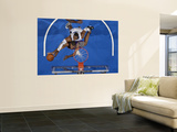 Phoenix Suns v Orlando Magic: Dwight Howard and Garret Siler Prints by Fernando Medina