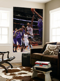 Sacramento Kings v Los Angeles Clippers: DeAndre Jordan, Samuel Dalembert and Jason Thompson Poster by Noah Graham