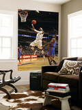 New York Knicks v Charlotte Bobcats: Stephen Jackson Prints by Kent Smith