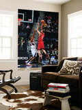 New Jersey Nets v Atlanta Hawks: Brook Lopez Posters by Scott Cunningham